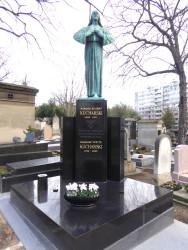 Tombe Kucharski  – Cimetière du Père Lachaise – Paris (75020)