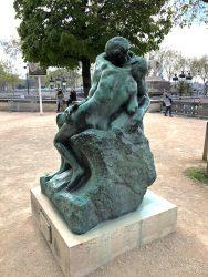 Le Baiser – Jardin des Tuileries – Paris (75008)