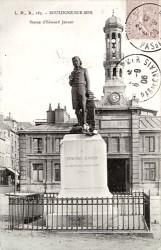 Monument à Edward Jenner – Boulogne-sur-Mer