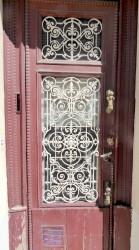 Panneaux de porte, battement, heurtoirs, marquise – Villeneuve sur Lot