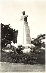Monument au maréchal Joffre – Diego-Suarez