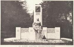 Monument à Charles Jonnart – Saint-Omer