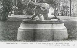 Le Joueur de billes (fondu) (remplacé) – Valenciennes