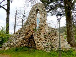 Vierge de Lourdes – Massaguel