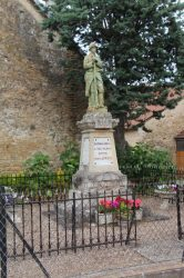Monument aux morts – Darmanes