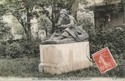 Monument à Jean-Paul Marat – Paris (75019) (fondu)