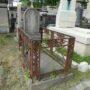 Entourages de tombes (1) - Division 56 - Cimetière du Père Lachaise - Paris (75020) - Image18