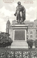 Monument à Kléber – Strasbourg