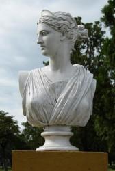Busto Diana Cazadora – Buste Diane Chasseresse  – San Miguel de Tucumán