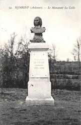 Monument à Nicolas-Louis La Caille – Rumigny (détruit) (remplacé)
