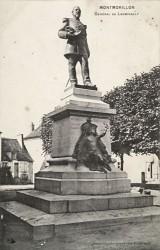 Monument au général de Ladmirault – Montmorillon