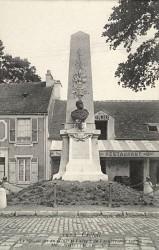 Monument au général Ladreit de La Charrière – Créteil