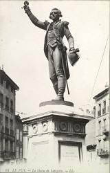 Monument à La Fayette – Le Puy-en-Velay