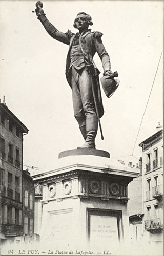 """Résultat de recherche d'images pour """"statue de La Fayette"""""""""""