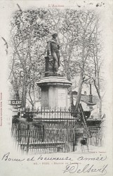 Monument à Joseph Lakanal – Foix