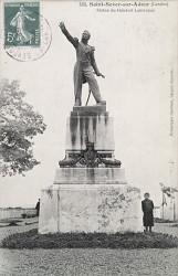 Monument au général Lamarque – Saint-Sever (fondu et remplacé)
