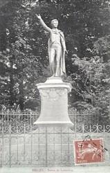 Monument à Lamartine – Belley