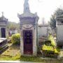 Portes de chapelles sépulcrales - Division 52 - Cimetière du Père Lachaise - Paris (75020) - Image1
