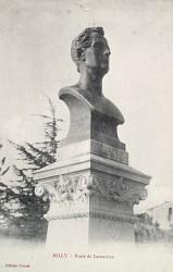 Monument à Lamartine – Milly-Lamartine