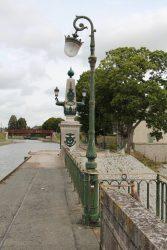 Pont-canal – Lampadaires – Briare