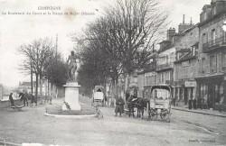 Monument au major Otenin, au maire Lancry et aux défenseurs de 1814 – Compiègne