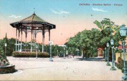 Villa Bellini -Colline sud –  Catania – Catane