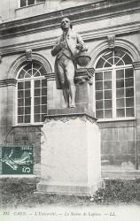 Monument au marquis de Laplace – Caen (fondu)
