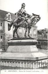 Monument au général de Lariboisière – Fougères