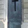 Portes de chapelles sépulcrales  - Division 54 - Cimetière du Père Lachaise - Paris (75020) - Image13