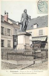 Monument au duc de La Rochefoucauld – Liancourt (fondu) (remplacé)