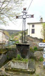Croix de carrefour – Dourgne