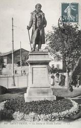 Monument à Nicolas Leblanc – Saint-Denis (déplacé)