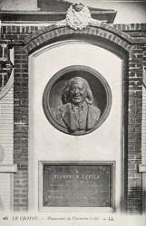 Monument à Florentin Lefils – Le Crotoy (fondu)