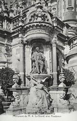 Monument à Alexandre Le Grand aîné – Rue Alexandre Le Grand – Fécamp