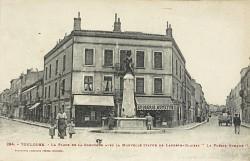 Fontaine à Clémence Isaure, ou Monument à la poésie romane – Toulouse