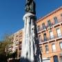 Fontaine à Clémence Isaure, ou Monument à la poésie romane - Toulouse - Image11