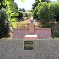 Monument en hommage au général Fieschi