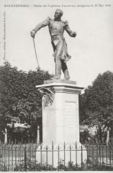Monument au capitaine Lelièvre – Malesherbes