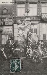 Monument à Adolphe Lenglet – Arras (disparu)