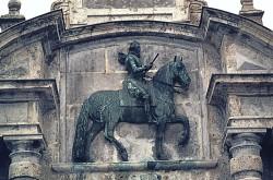 Le connétable de Lesdiguières à cheval – Vizille