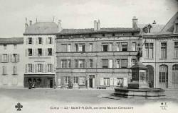 Fontaine de la Renommée – Saint-Flour