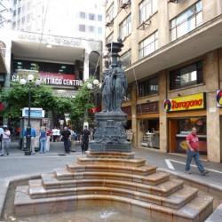 Fontaine les Trois Grâces (2) – Las Tres Gracias (en Matías Cousiño) – Santiago de Chile