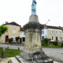 Monument aux morts - Catus - Image1