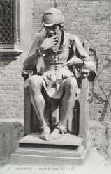 Monument à Louis XI – Bourges
