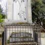 Entourages de tombes - Division 11 - Cimetière du Père-Lachaise - Paris (75020) - Image8