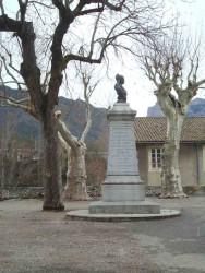 Buste de la République (Marianne) – Saillans