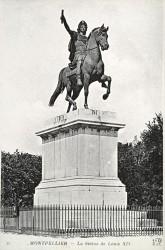 Monument à Louis XIV – Montpellier