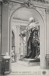 Louis XVI – Bordeaux (fondu)