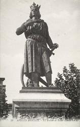 Monument à saint Louis – Aigues-Mortes