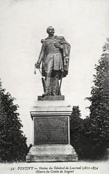Monument au général de Lourmel – Pontivy (fondu)